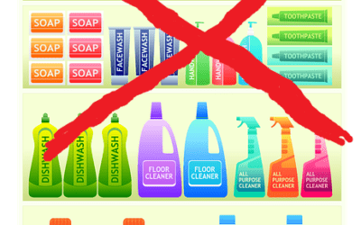 Chemical Free Household Cleaners
